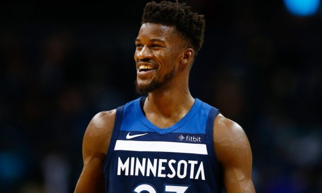 Is Jimmy Butler on his way out?