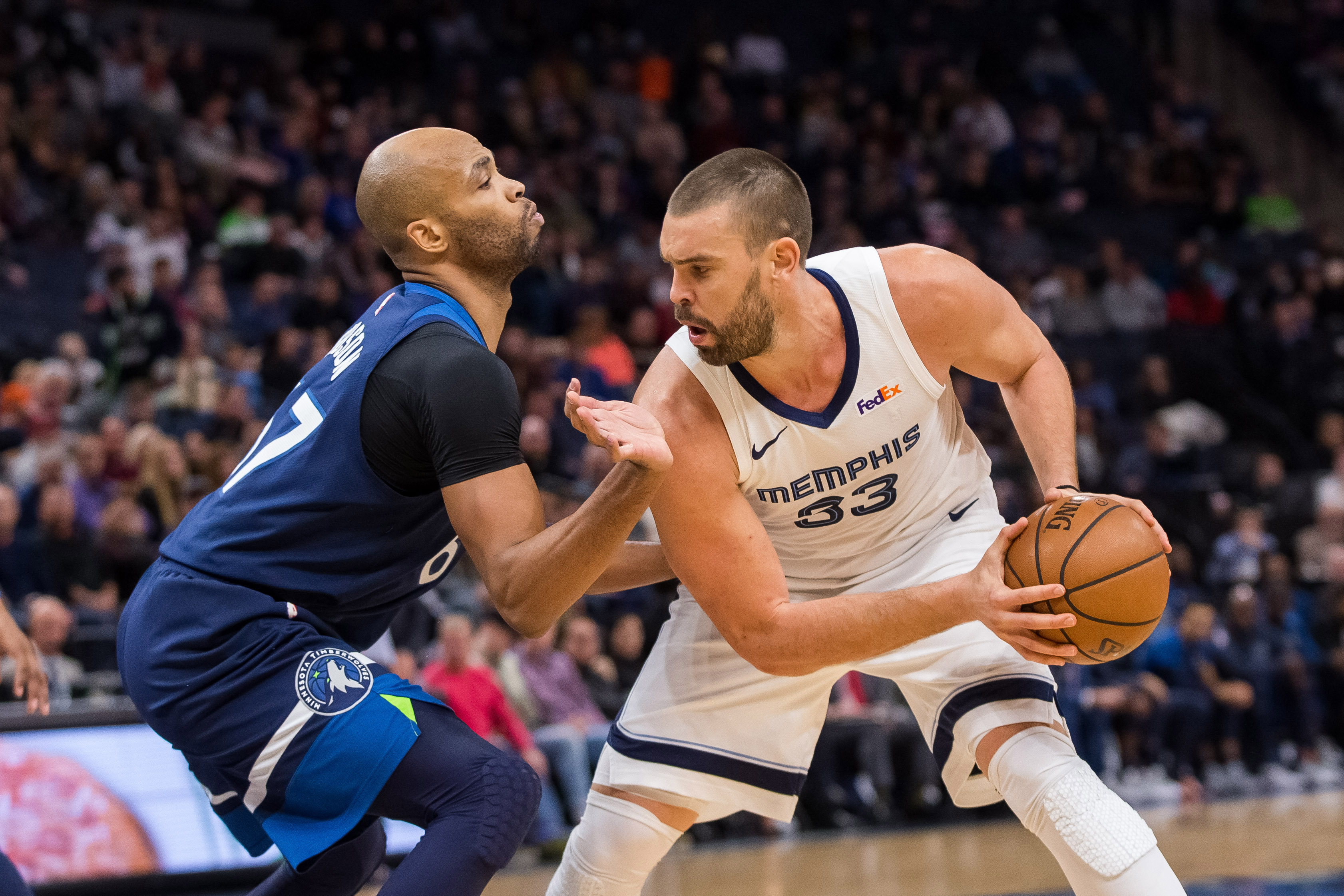Why the Timberwolves Lost to the Grizzlies