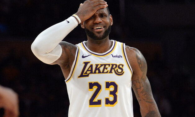 The Lakers are in Total Disarray