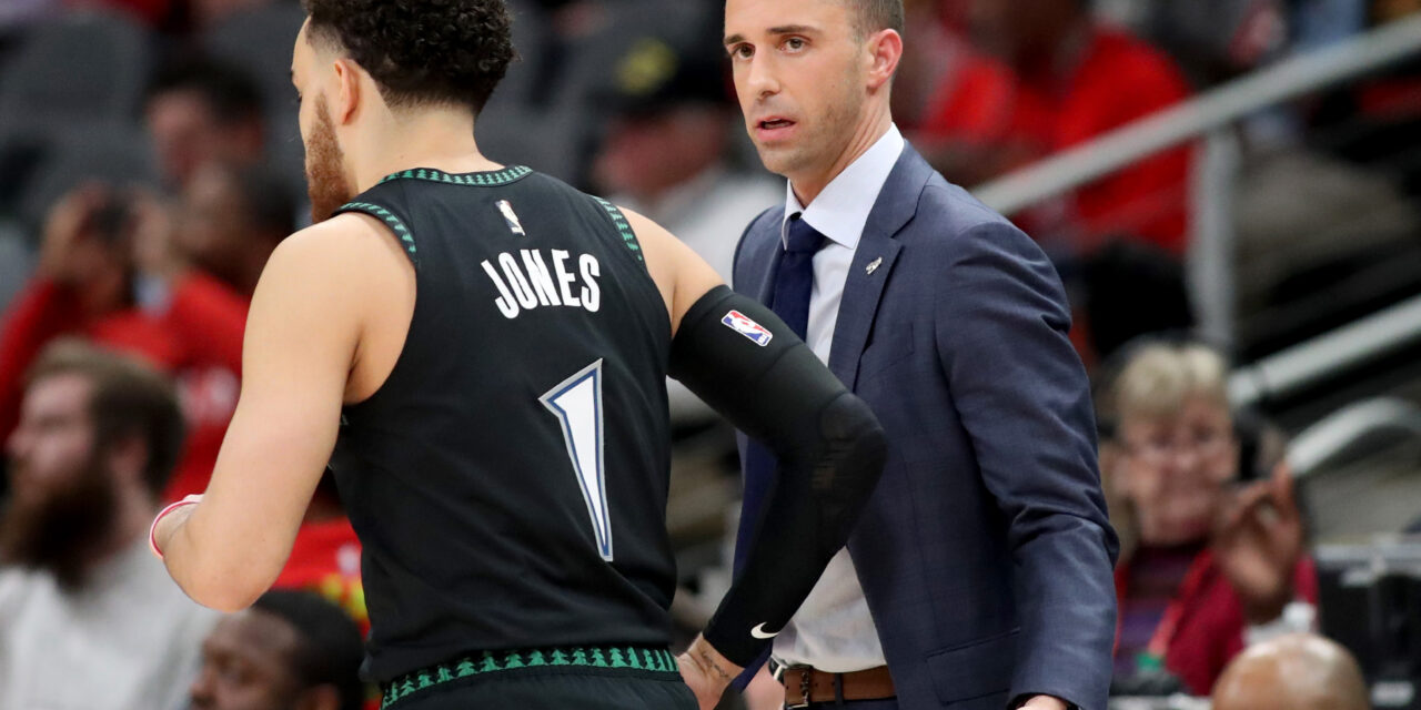 Tyus Jones Signed an Offer Sheet and the Wolves Should Match