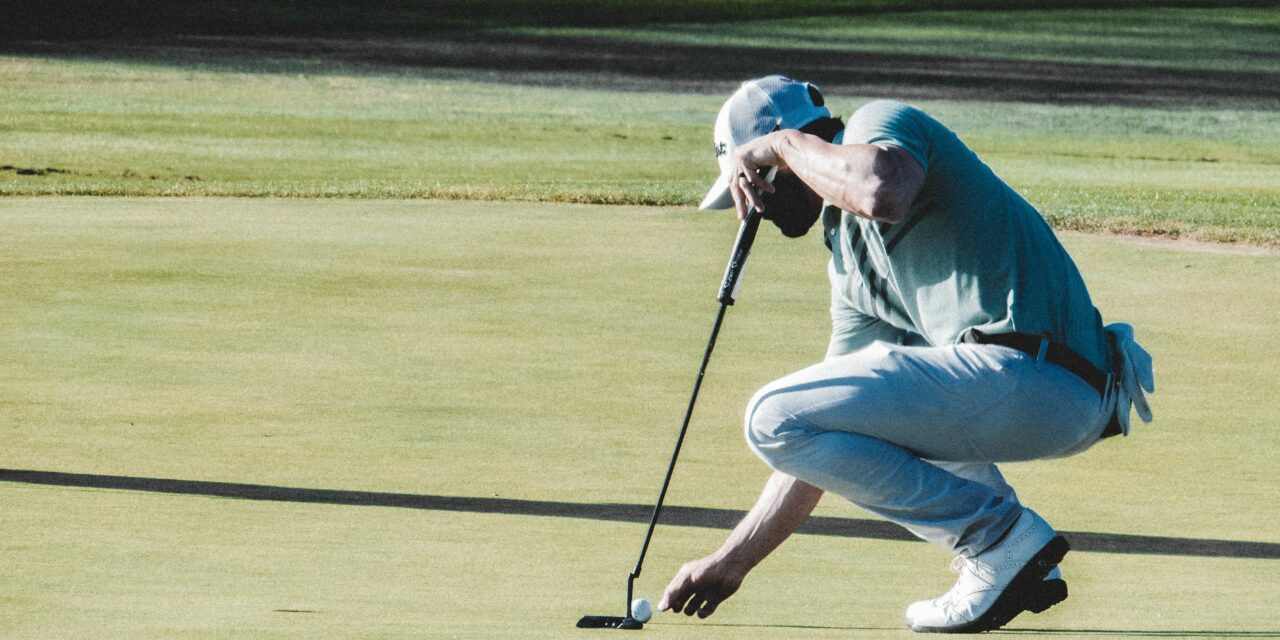 3 Easy Ways to Improve Your Golf Game