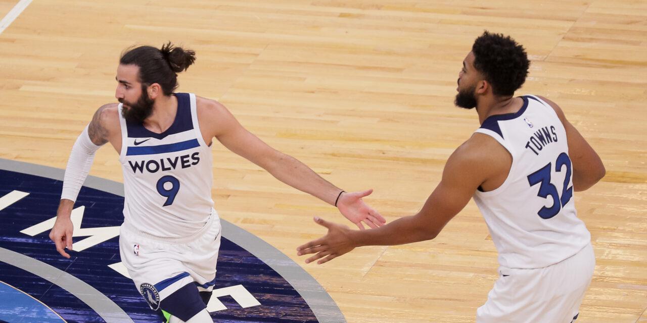 Timberwolves in Preseason