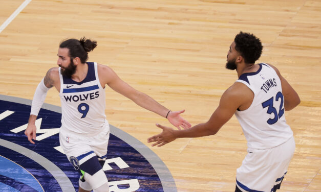 Timberwolves in Preseason